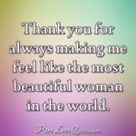 Special Thank You Quotes Pinterest