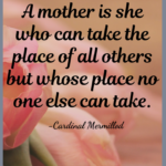 Spiritual Mothers Day Quotes Facebook