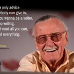 Stan Lee Quotes On Comics Pinterest