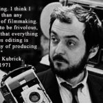 Stanley Kubrick Quotes Facebook