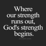 Strength And Prayer Quotes Facebook