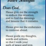 Strength And Prayer Quotes Tumblr