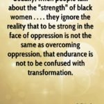 Strength Of A Black Woman Quotes