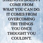 Strength Perseverance Quotes Tumblr