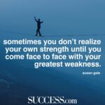 Strength Quotes And Sayings Pinterest