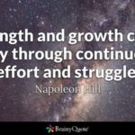 Strength Through Struggle Quotes Twitter
