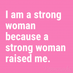 Strong Woman Phrases Twitter