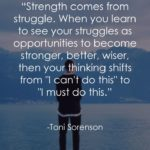 Struggle And Strength Quotes Tumblr