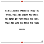 Struggling Single Mother Quotes Facebook
