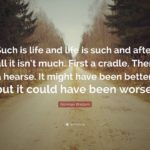 Such Is Life Quote Twitter