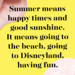 Summertime Quotes Funny