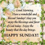 Sunday Special Images With Quotes Facebook