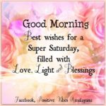 Super Saturday Quotes Facebook