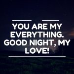 Sweet Good Night Message To My Wife