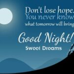 Sweet Good Night Sms Twitter