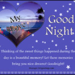 Sweet Goodnight Message For My Wife Facebook