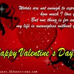 Sweet Happy Valentines Day Messages Pinterest