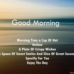 Sweet Morning Quotes For Girlfriend Facebook