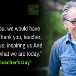 Sweet Quotes For Teachers Day Tumblr
