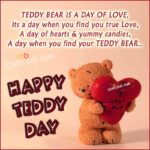 Taddy Day Status In Hindi Facebook