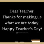 Teachers Day Quotation Tumblr