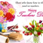 Teachers Day Thanks