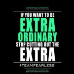 Team Fearless Quotes Pinterest