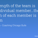 Team Member Strength Quotes With Image