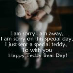 Teddy Bear Quotes And Sayings Tumblr