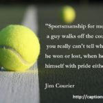 Tennis Quotes For Instagram Pinterest