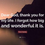 Thank God For My Life Quotes Tumblr