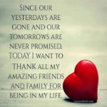 Thank U Quotes For Family