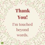 Tumblr Thank You Quote