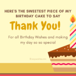 Thanks For Birthday Wishes Images Tumblr