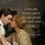 The Danish Girl Quotes Pinterest