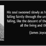 The Dead James Joyce Quotes Pinterest