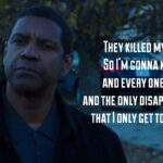 The Equalizer 2 Quotes Pinterest