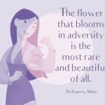 The Flower That Blooms In Adversity Pinterest