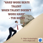 Thought For The Day About Hard Work Facebook
