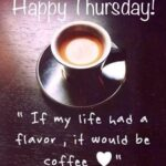 Thursday Coffee Quotes