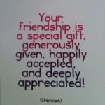 To Special Friend Quotes Twitter