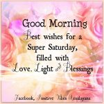 Today Is Saturday Quotes Pinterest