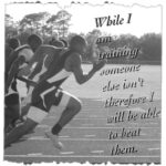 Track And Field Quotes For Sprinters Pinterest