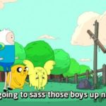 Tree Trunks Adventure Time Quotes Twitter