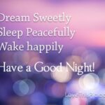 Tuesday Good Night Quotes Facebook