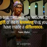 Tupac Positive Quotes Pinterest