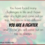 Uplifting Cancer Quotes Twitter