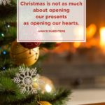 Uplifting Christmas Quotes Facebook