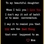 Uplifting Quotes For Daughter Twitter