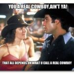 Urban Cowboy Quotes Pinterest